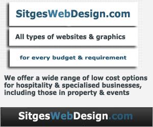SitgesWebDesign.com Sitges Web Design