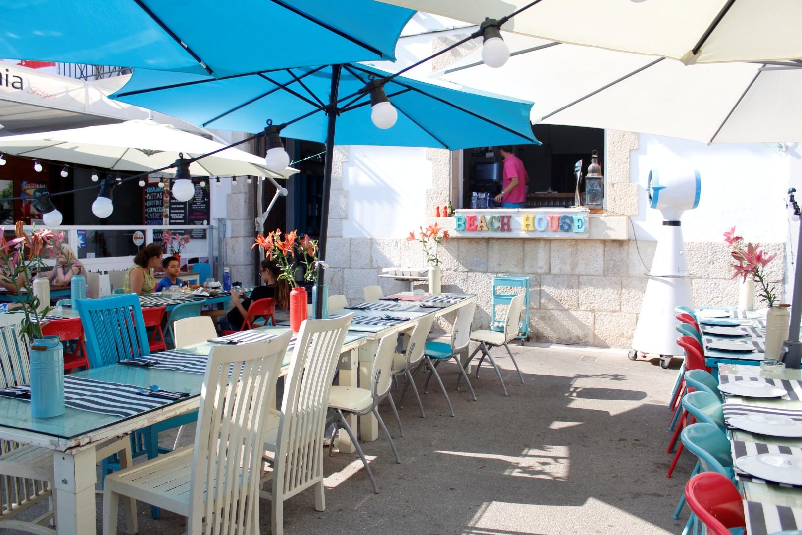 Beach house restaurants restaurante sitges restaurants